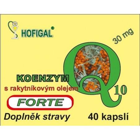 KOENZYM Q10 s rakytníkovým olejem 30 mg