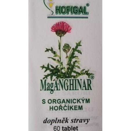 MagAnghinar s Organickým hořčíkem